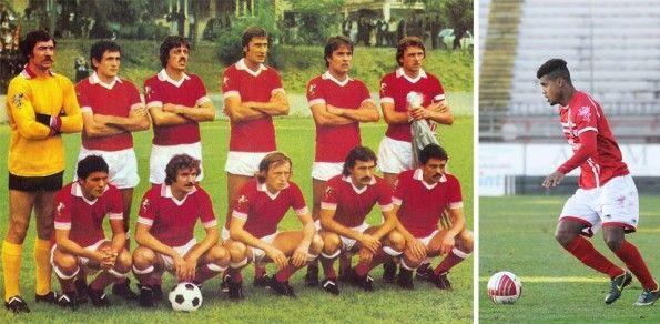 Maglie Perugia 1976-77 e 2012-13