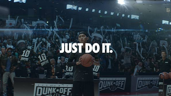 Just Do It Nike