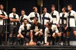 Kit Parma 100 anni Erreà