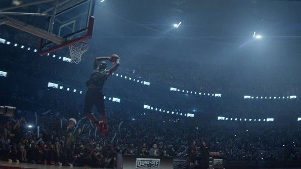 LeBron James nel video Possibilities di Nike