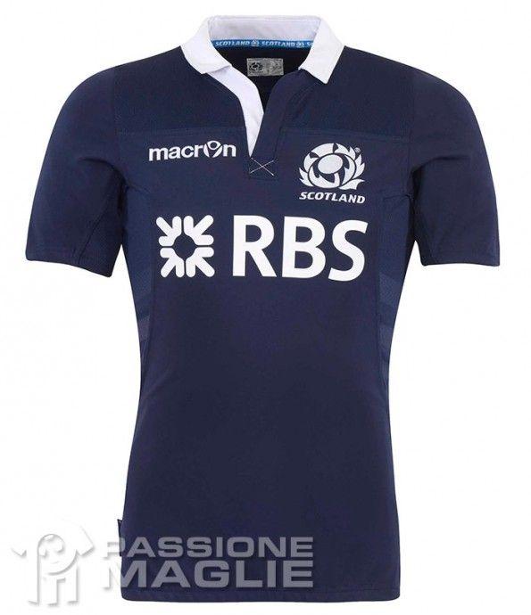 Maglia Scozia rugby 2013-2014