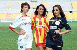 Maglie Lecce 2013-2014 Legea