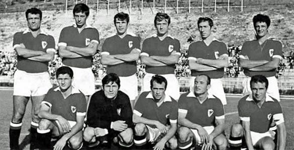Squadra Perugia 1968-1969