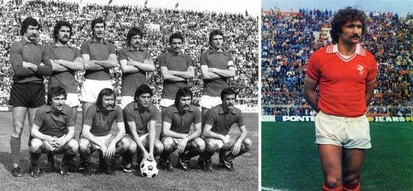 Perugia 1975-76 e Renato Curi 1977