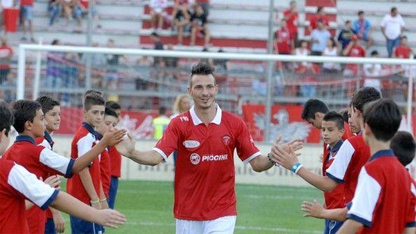 Zanchi maglia Perugia 2013-2014