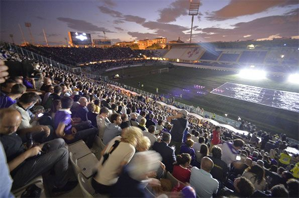 Presentazione Fiorentina 2013-2014