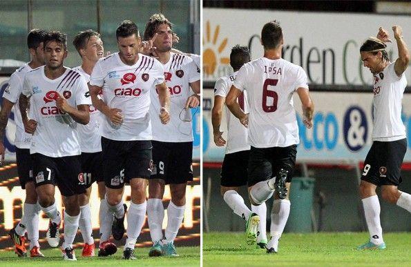 Seconda maglia Reggina 2013-14