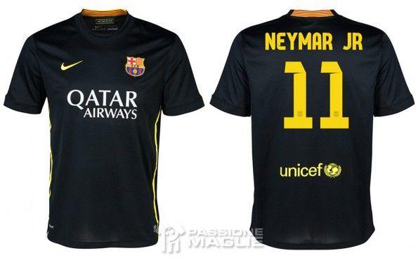 Terza maglia Barcellona 2013-2014