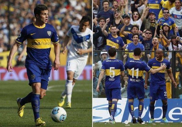 Il Boca nel torneo Inicial 2013