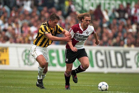 Bosvelt maglia Feyenoord 1999-2000