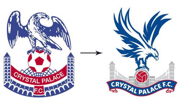Crystal Palace logo stemma