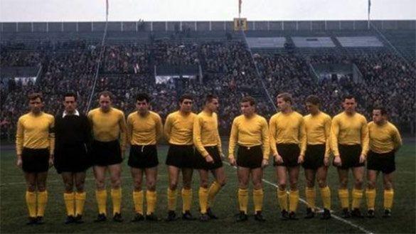 Maglia Borussia Dortmund 1963