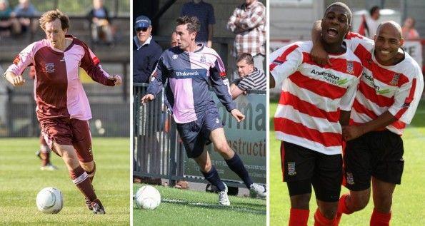 Teams Corinthian, Dulwich e Kingstonian