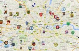 Football teams in London