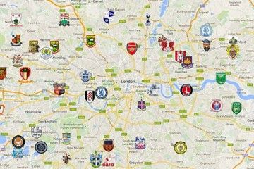 Football teams in London