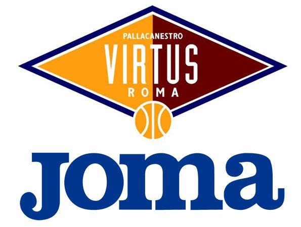 Joma sponsor Virtus Roma