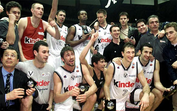Kinder Bologna 2000-2001