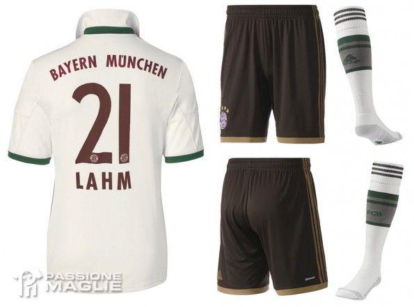 Bayern Munchen kit away 2013-2014