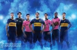Kit Boca Juniors 2013-2014 Nike