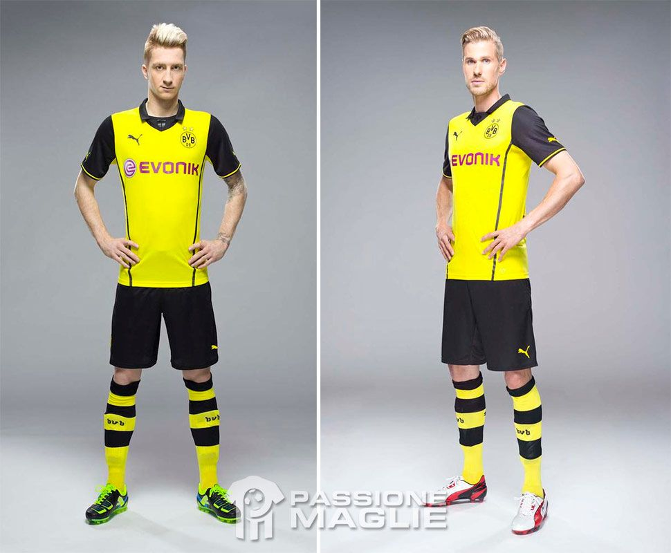 Kit Borussia Dortmund Champions League 2013-2014