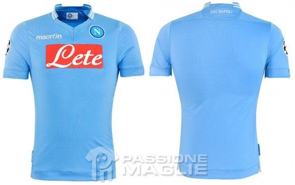Maglia Napoli Champions League 2013-2014