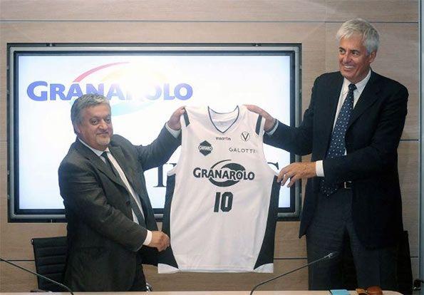 Canotta Virtus Bologna e Granarolo 2013-14