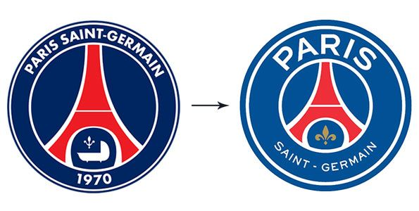 Paris Saint-Germain stemma logo
