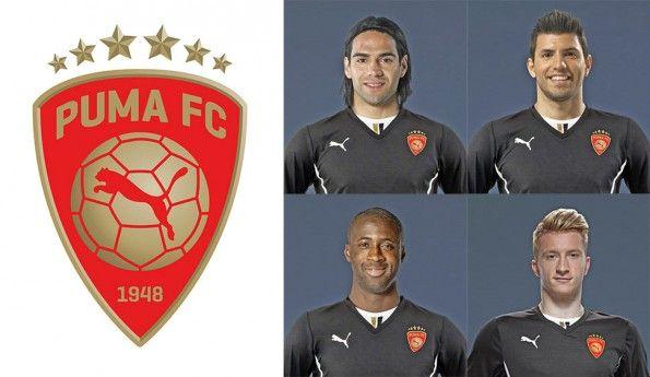 Il team Puma FC