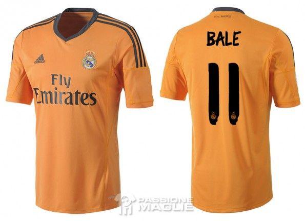 Terza maglia Real Madrid 2013-2014