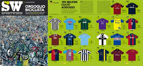 Sportweek Numero 35 2013