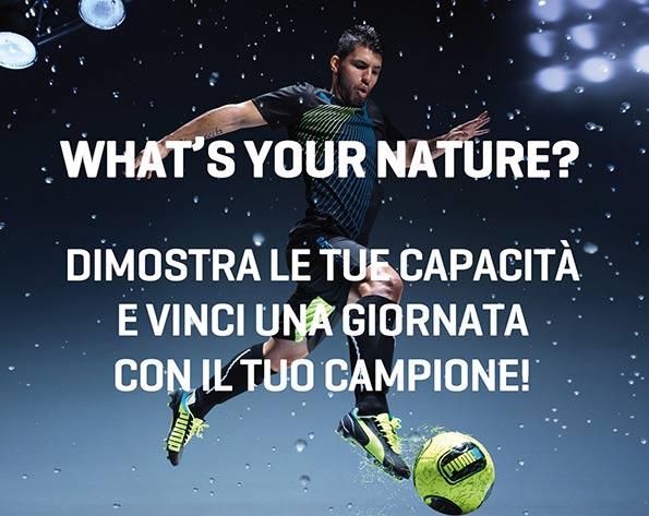 Tour Puma Football Italia