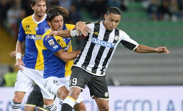 Udinese-Parma Serie A 2013-14
