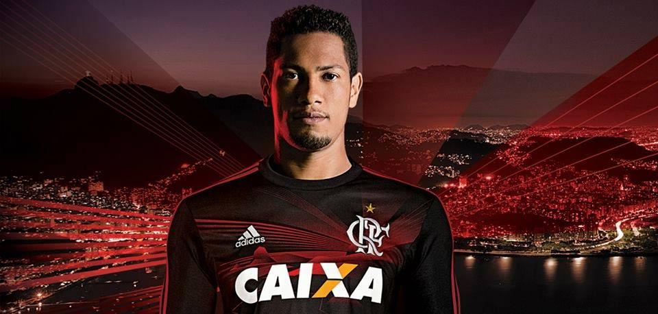Tercera camiseta Flamengo 2013