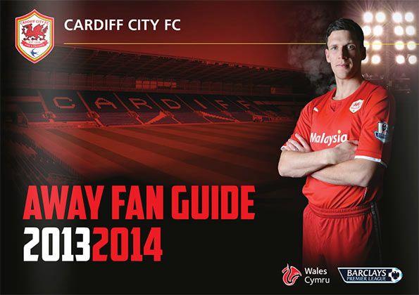 Guida tifosi ospiti Cardiff City