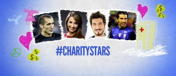 Copertina Charitystars
