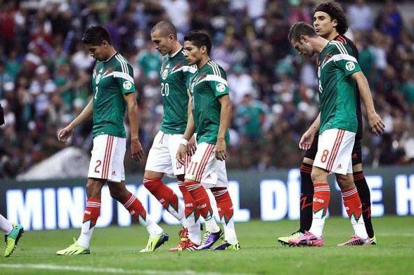 Divisa adidas Messico 2014-2015