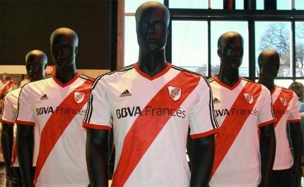 Divisa River Plate 2013-2014