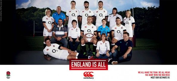 England is All Canterbury