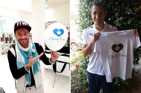 Facchinetti e Chiellini Charitystars