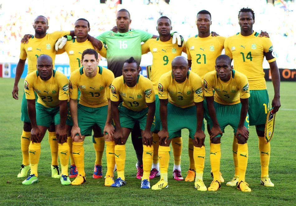 Formazione Sudafrica 2013