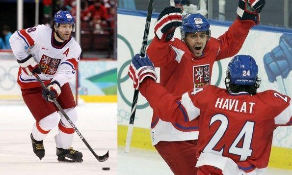 Divise hockey Repubblica Ceca 2010