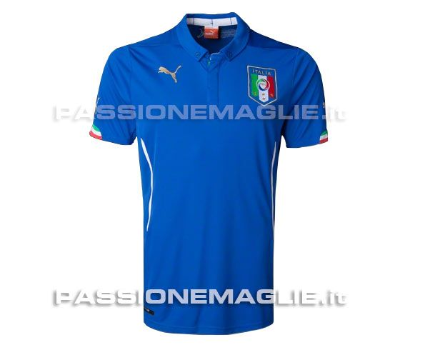 Maglia Italia Mondiali 2014 anteprima