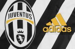 adidas sponsor Juventus