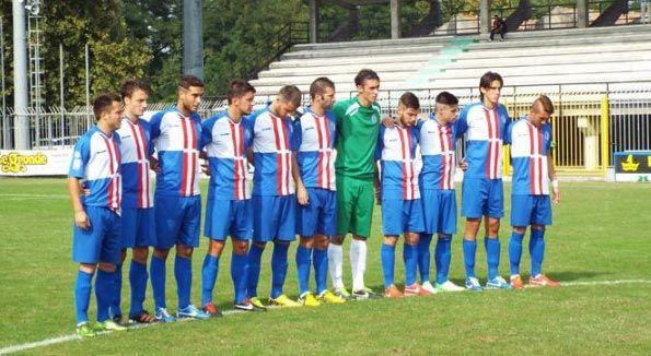 Kit Pavia Garman 2013-14