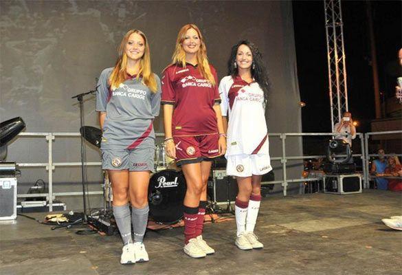 Divise Livorno 2013-2014