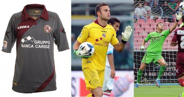 Livorno third goalkeeper 2013-2014