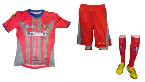 Kit Cremonese home 2013-14