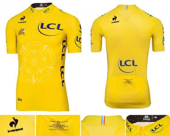 Maglia gialla Tour de France 2014