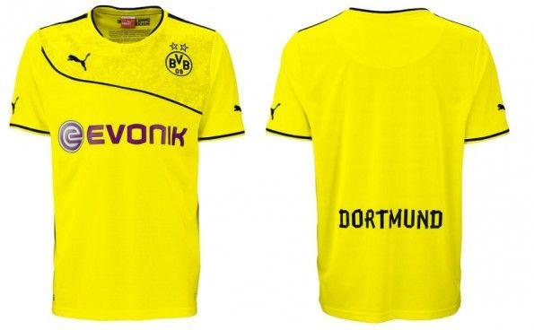 Maglia Natale 2013 Puma del Borussia Dortmund