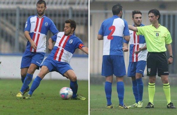 Maglia Pavia 2013-2014